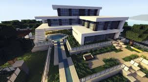 modern house building minecraft how to build a modern house best modern house 2015
