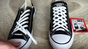 shoelace pattern for vans how to diamond lace shoes youtube