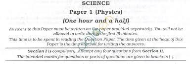 icse question papers 2013 for class 10 u2013 physics aglasem schools