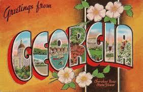 greetings from vintage postcard vintage greetings