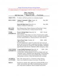 student resume template nursing student resume template business