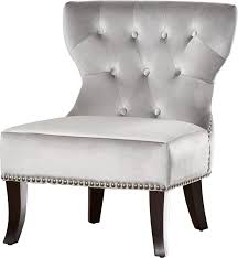 kitchener home furniture simpli home kitchener slipper chair reviews wayfair