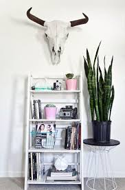 top 25 best ladder shelf decor ideas on pinterest ladder bright and airy bedroom before after