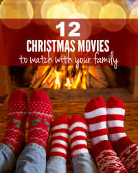 12 christmas movies watch with your family tone and tighten