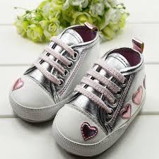 aliexpress com buy toddler baby cute silver crib heart