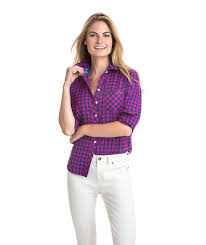 tops for embroidered tunic tops at vineyard vines