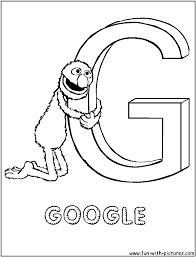 google coloring pages eson me