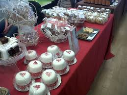 christmas cake stall cake stall pinterest cakes red and