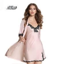 bridesmaid pajama sets bridesmaid robes gown sets lace robe s sleepwear sleep