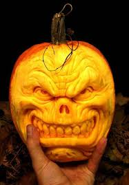 Funny Halloween Pumpkin Designs - awesome halloween pumpkin carvings by ray villafane gadgetsin