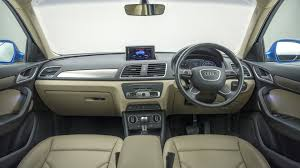 audi q3 dashboard interior image audi q3 photo carwale