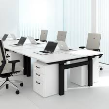 Sit Stand Office Desk Progress Sit Stand Height Adjustable Office Desk