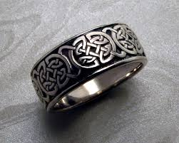celtic knot ring 8th to 9th century celtic knot ring metamorphosis jewelry