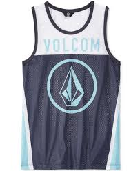 volcom motocross gear volcom men u0027s graphic print tank top print tank graphic prints