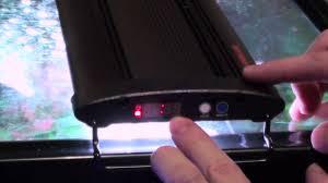 lexus is300 dual retrofit q45 xenon marineland led light timer white light cycle setup guide youtube