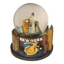 new york snow globe or water globe