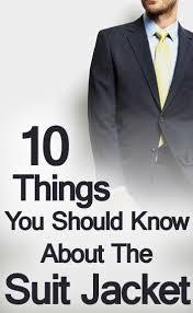 10 suit jacket style details men should know suit jackets