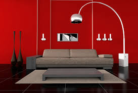 Retro Living Room Accessories Uk Bedroom Alluring Interior Design For Living Room With Red Wall