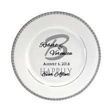 personalized dinner plate 11 best personalized wedding plates images on china