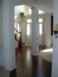 Interior Home Columns Open Kitchens With Columns Pictures Tips For Removing A Wall To