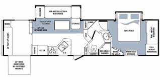 Cougar 5th Wheel Floor Plans 2010 Keystone Rv Cougar Fifth Wheel Series M 320 Srx Specs And