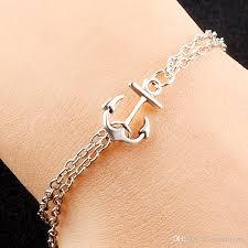 bracelet chain diy images 2018 fashion simple elegant bracelet diy string vintage anchor jpg