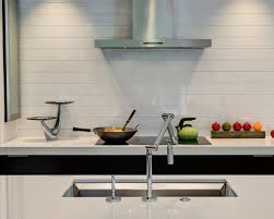 Air In Kitchen Faucet How To Place Holes For Accessories Of An Undermount Sink