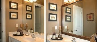 bathroom mirror frame news and ideas