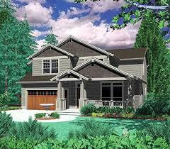 House And Floor Plan Plan 69042am Craftsman Plan With Bonus Room Craftsman Porch