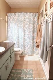 Bathroom Shower Rod Bathroom Bliss By Rotator Rod Curved Shower Curtain Rods Bring