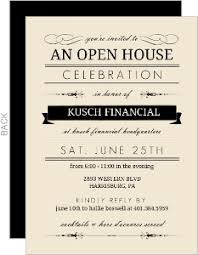open house invitation business open house invitations business open house announcements