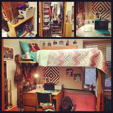 dormify transformed a bare dorm room at cabrini college into this