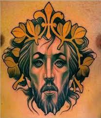jesus archives tattoo shortlist