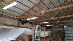 Insulation For Pole Barn How Can I Keep My Horse Barn Cooler Midwest Professional Foam
