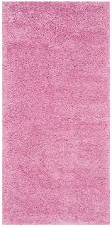 Pink 8x10 Rug Pink Plush Pile Shag California Shags Safavieh Com