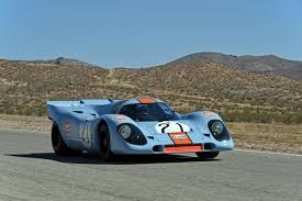 porsche prototype 2015 porsche brings iconic 917k to laguna seca after 40 years w video