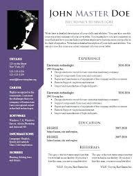 resume templates free doc resume doc template resume cv yralaska