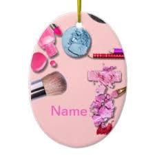 eye makeup ornaments keepsake ornaments zazzle