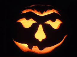 Funny Halloween Pumpkin Designs - simple carved halloween pumpkin ideas to try jason in hollywood