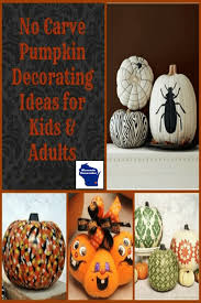 pumpkin decorating ideas with carving no carve pumpkin decorating ideas wisconsin homemaker