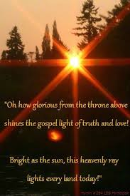 Light Of The Gospel Missionary Picture Quotes U2013 Something To Shout About