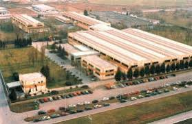 factory in italy factory counterbalance trucks cesab bologna forklift production