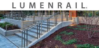 Illuminated Handrail Lumenrail Architectural Lighting System Lighted Railings