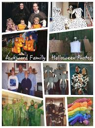 awkward family matching halloween costume photos mommematch com