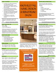 28 knoxville fall home design remodeling show chattanooga