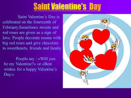 A Happy Valentine Will The by Project Work Performed Kuskova Anastasia Form 7 A 23