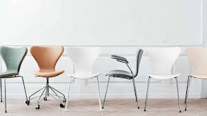 Arne Jacobsen Dining Chairs Chairs By Republic Of Fritz Hansen