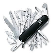amazon com victorinox swiss army swisschamp pocket knife black
