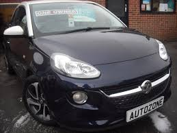 vauxhall adam used vauxhall adam cars for sale in ashford kent motors co uk
