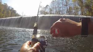 trout fishing madness at the patapsco river in md